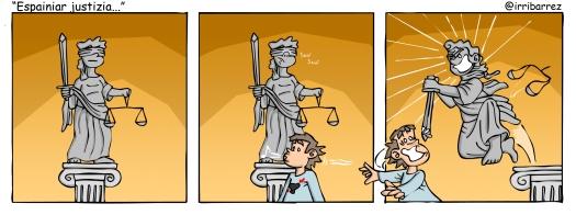 espainiar justizia...