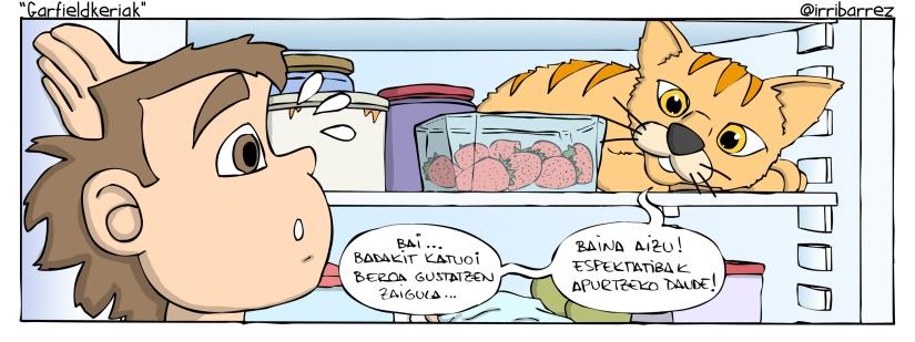 Garfieldkeriak